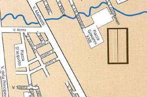 Bocciodromo coperto (cartina)