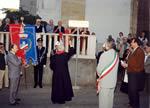 Sagrato della chiesa di San Vincenzo Ferreri